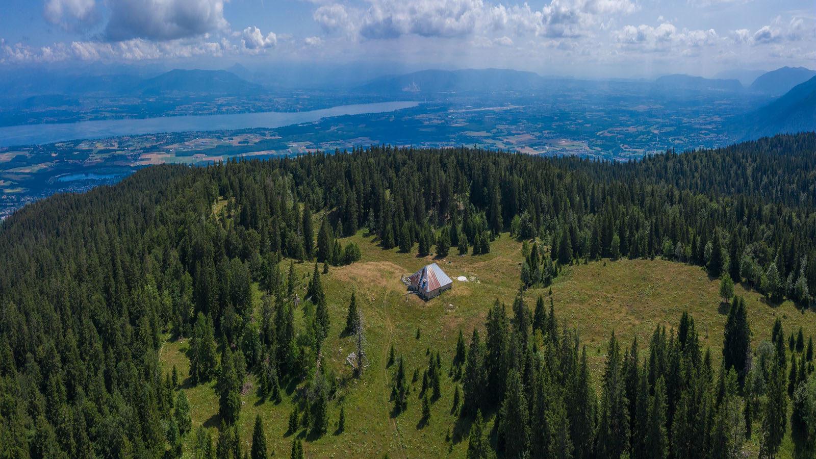 L'habitat rural de la haute vallée de la Valserine