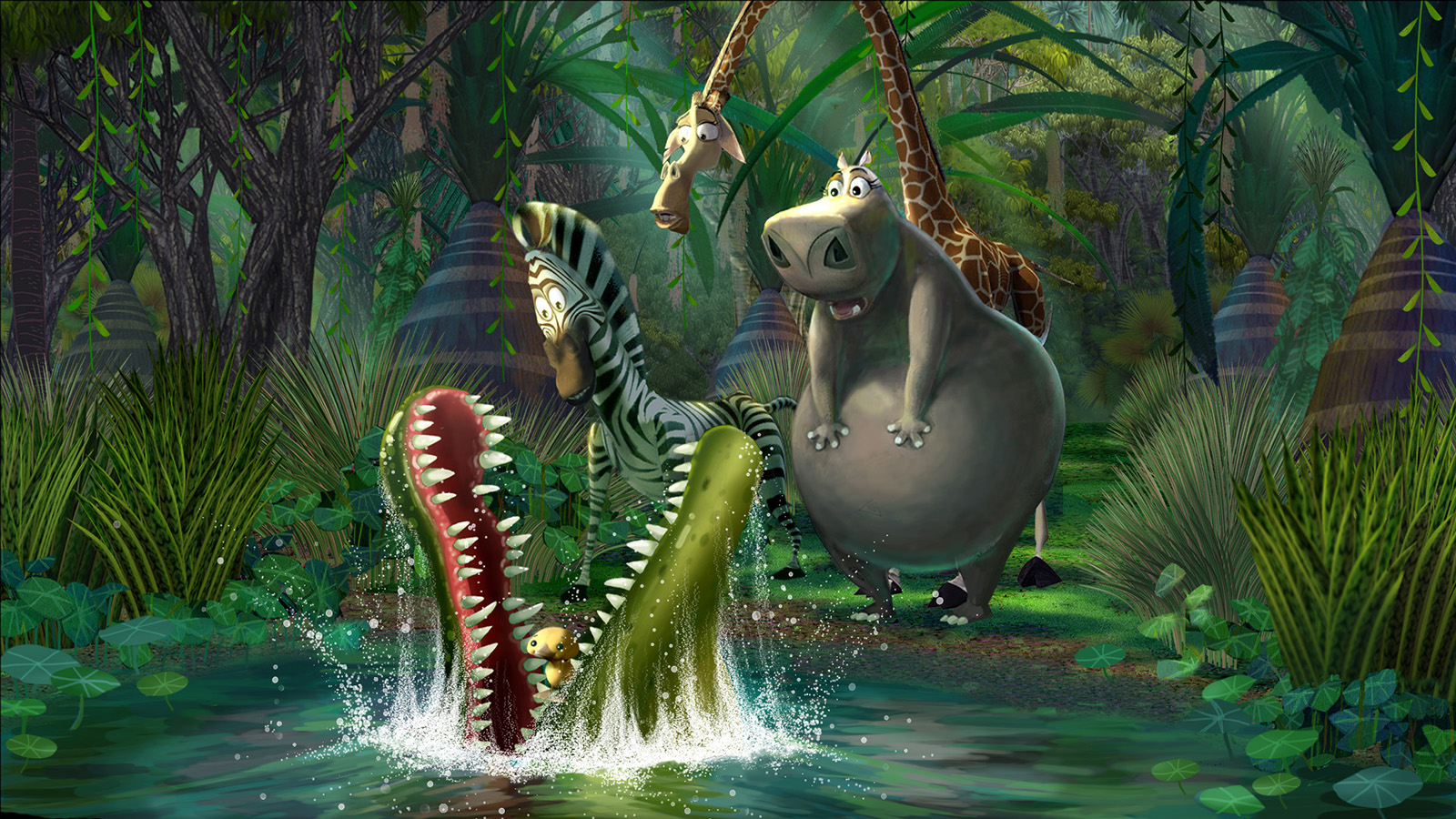 Les 25 ans de DreamWorks Animation dans le Pays de Gex