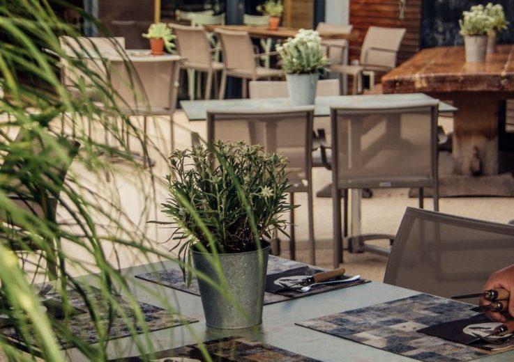 Restaurant des bergers – terrasse