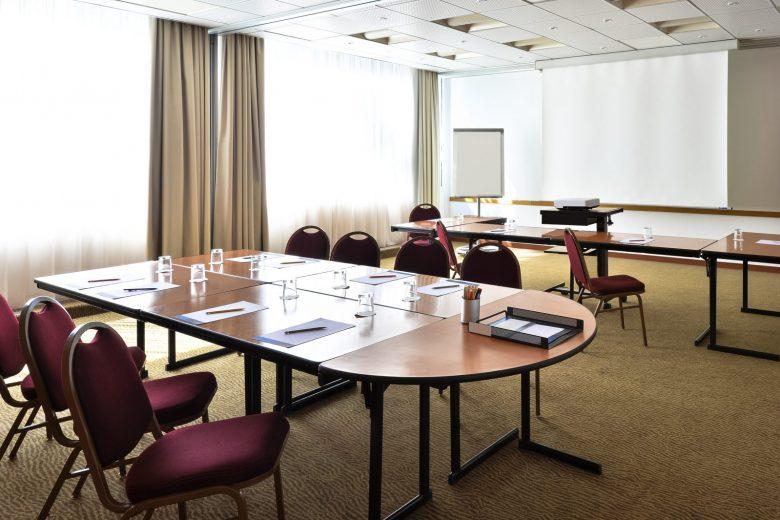 Salle de réunion – Novotel Genève Aéroport