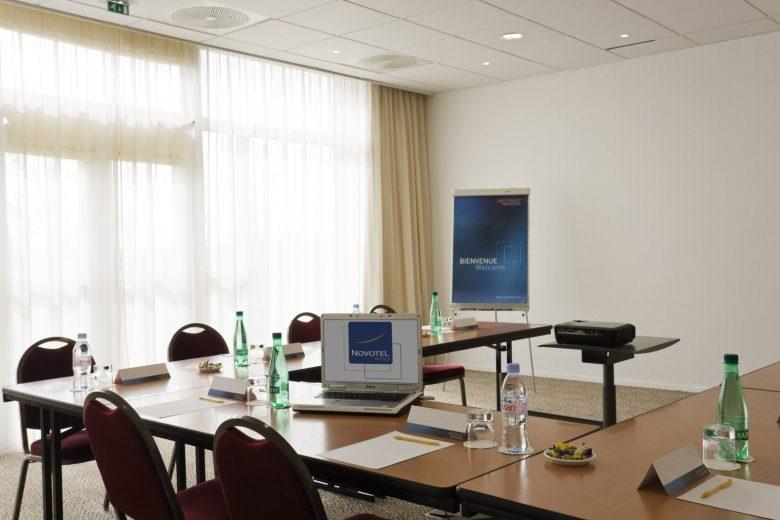 Salle de réunion – Novotel Genève Aéroport France