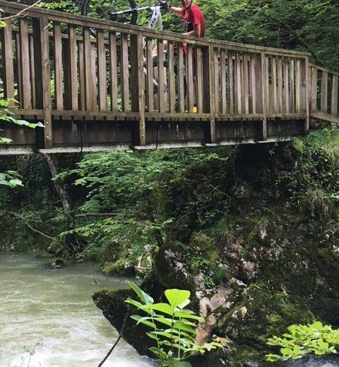 Rivière de la Valserine