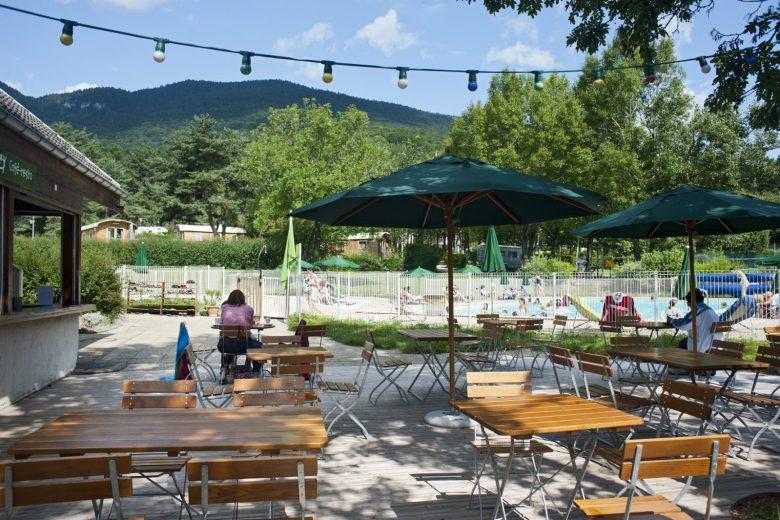 Restaurant du Camping Huttopia de Divonne les Bains