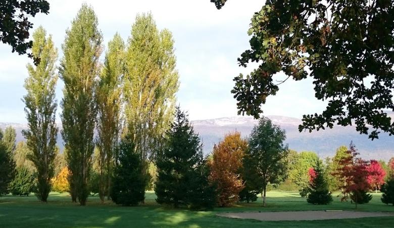 Vue panoramique du Gold de la Manchette