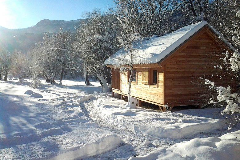 Chalet au camping Uttopia de Divonne les Bains