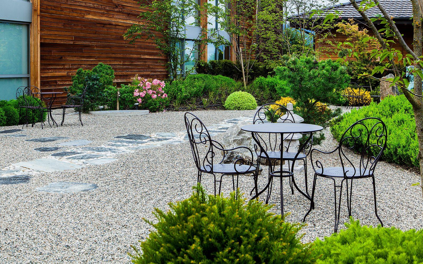 Terrasse Le Jardin
