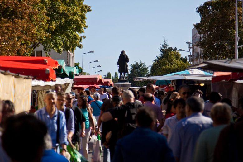 Marché de FerneyVoltaire