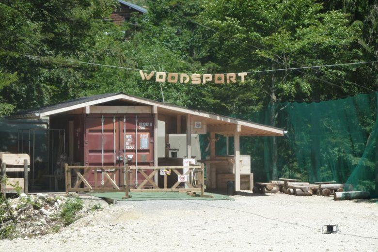 Entrée Woodsport
