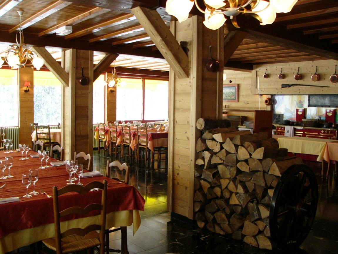 Salle restaurant La Couronne