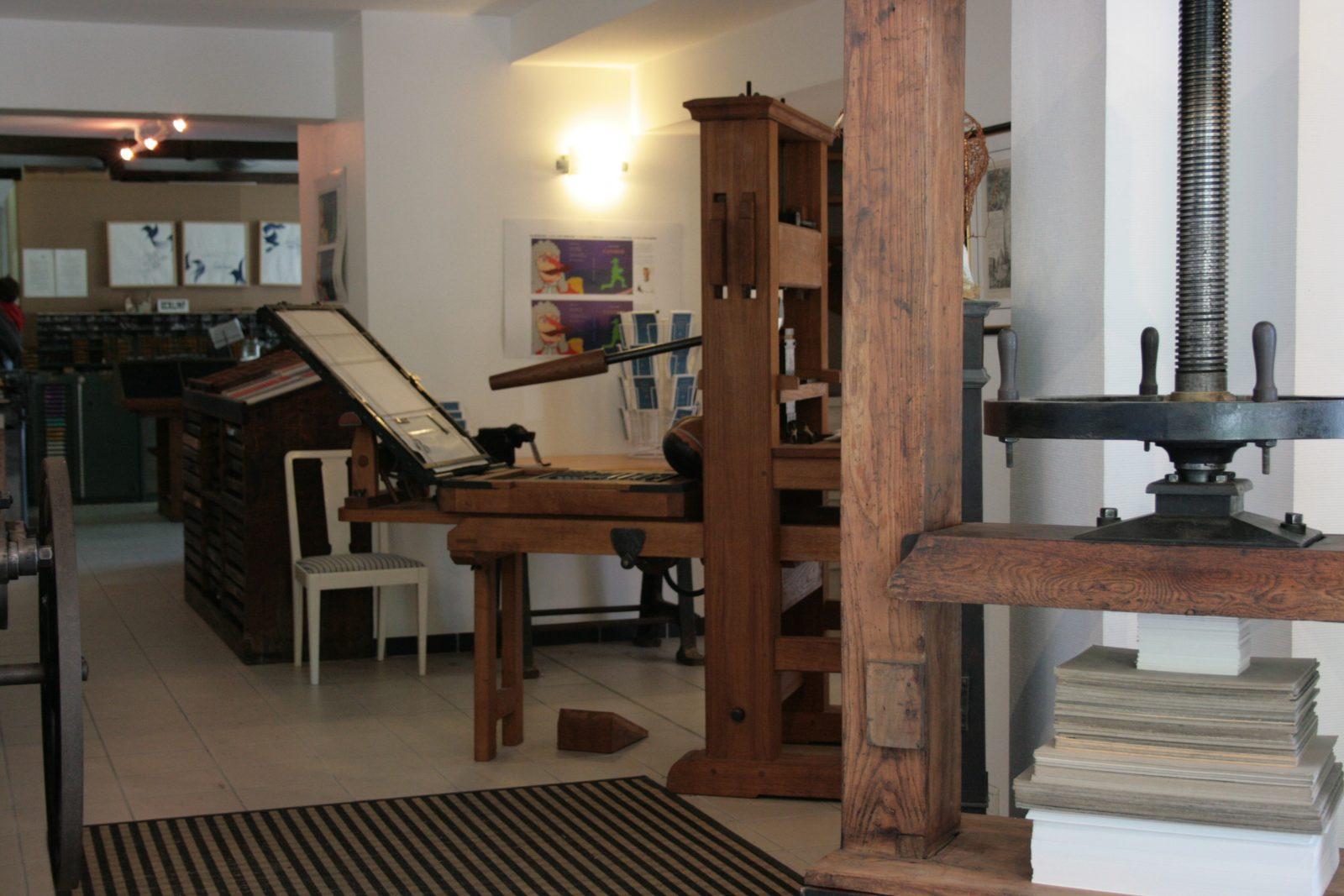 Presses atelier du livre