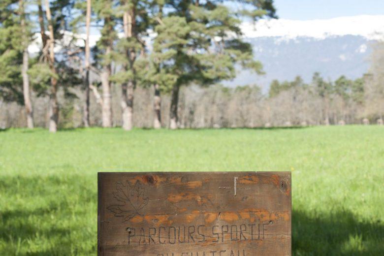 Parcours sportif du château