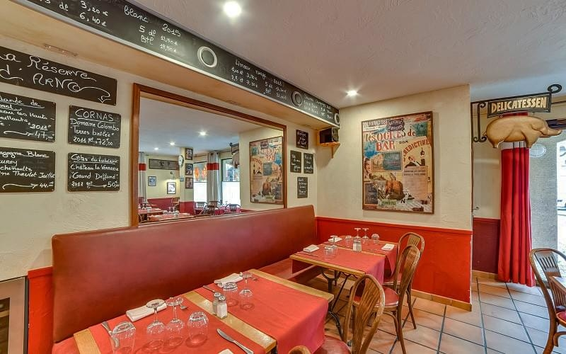 Chez Arno