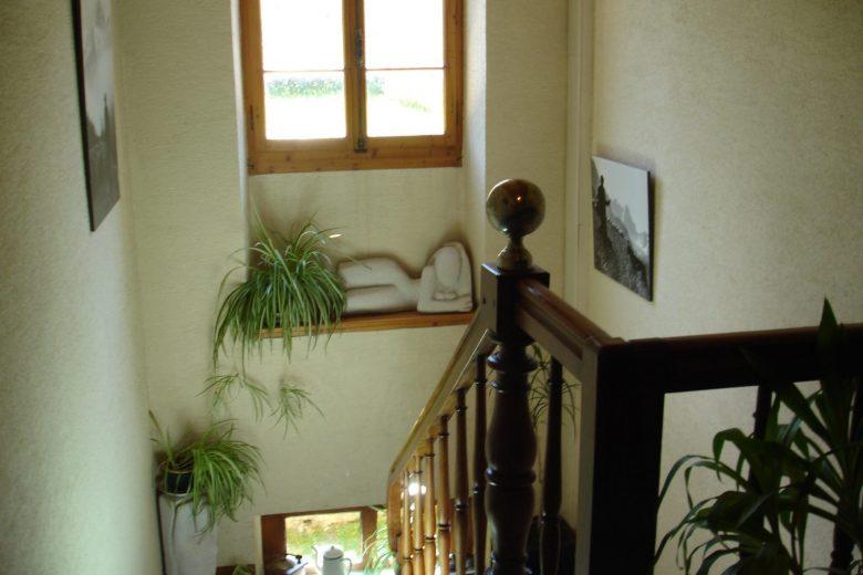 Thompson Maison Grospiron Escaliers communs