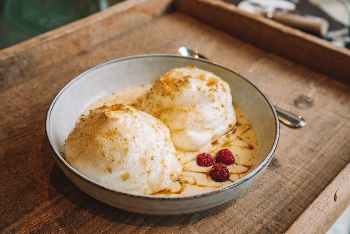 Restaurant des bergers – dessert