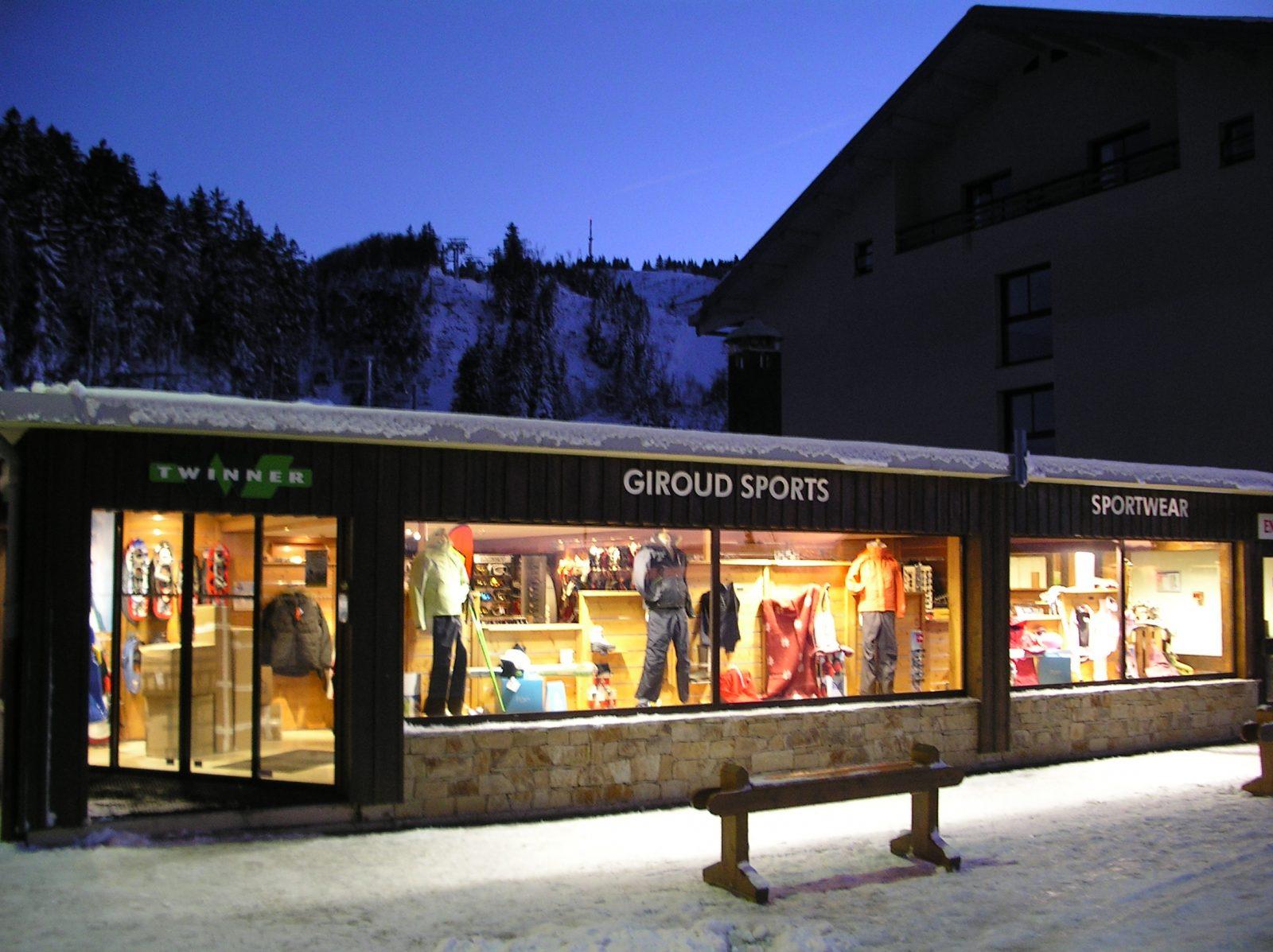 Giroud Sports La Faucille