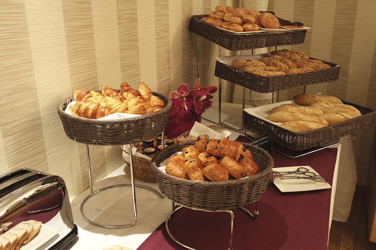 Appart'City – Salle petit-déjeuner