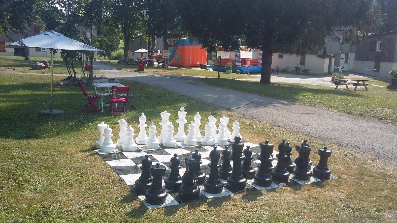 Jeux échecs