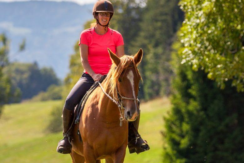 Balade à cheval GAIA LOISIRS