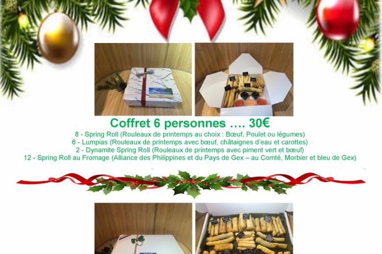 Coffrets de Noël – Nouvel an