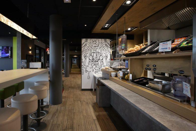 Salle Petit déjeuner – Sancking