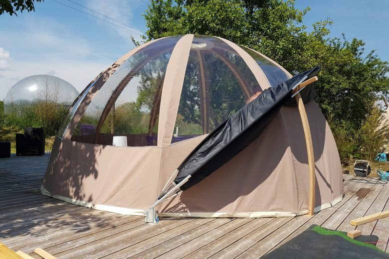 Wigwam complet