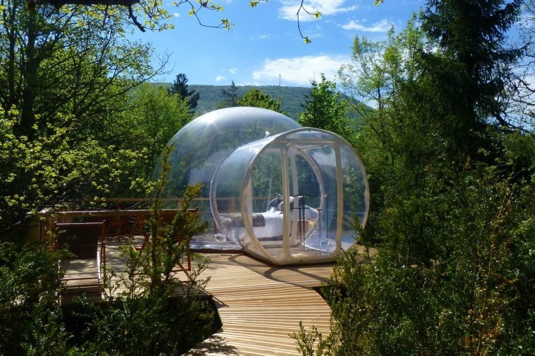 Les Géorennes bulle