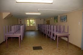 Salle réception Gîte La Bussode