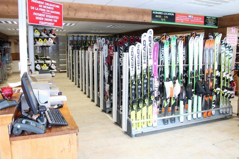 Location de ski Giroud Sports