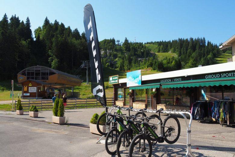 Location VTT Giroud sport