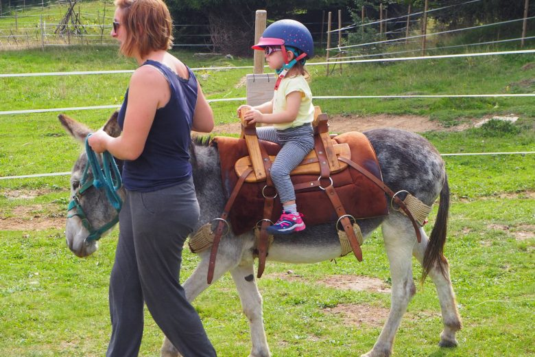 activités équestres à Gaïa loisirs